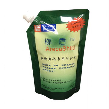 Agriculture 500ml Anti-Betel Nut Yellow Agent packing-bag