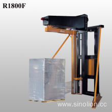 Ram Stretch Wrapper Pallet Packing Machine