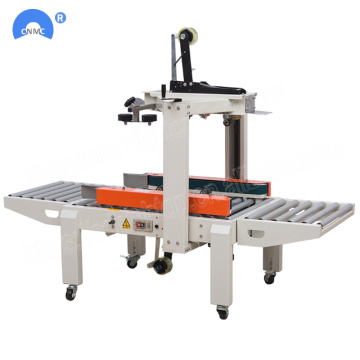 FXJ6050 Semi automatik Carton Box Sealing Machine