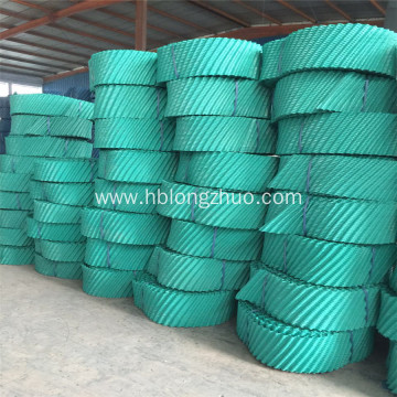 Cooling PVC Fill For Round Counter Cooling Tower
