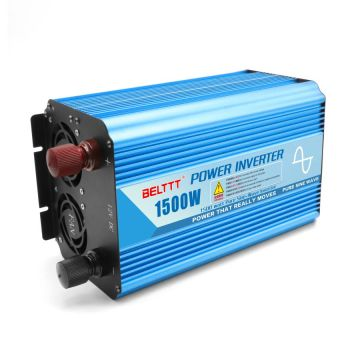 1500W High Efficiency Pure Sine Wave Power Inverter