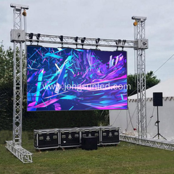 SMD Advertising Display Screen Boards Screens