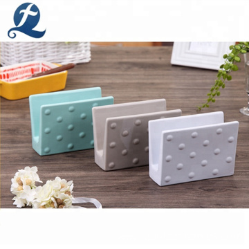 Hot selling custom ceramic rectangle dry kitchen draining rack