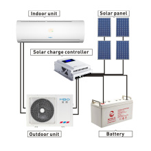 48V Pure Solar Wall Split Type Air Conditioner