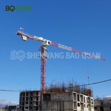8t Flat Top Tower Crane