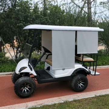 Golf car with CE, hotel purpose