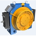 Gearless Traction Machine for Elevator Mini5 400 Series