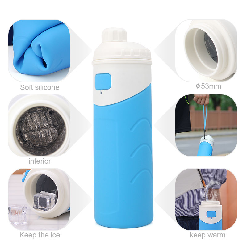 Cold Insulating Water Bottle