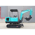 1.8 Ton Type And Capacity China New Mining Backhoe Rhinoceros Small For Sale Mini Excavator Ce