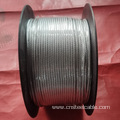 7x19 Dia.5mm Galvanized steel cable