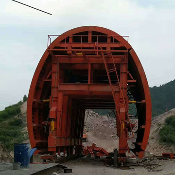 High-speed Railway Tunnel Lining Trolley Formwork