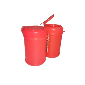 Mini Canister Plastic Box For Wet Wipe