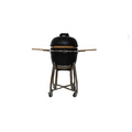 Commercial Large Outdoor 23.5 inch Ceramic BBQ Kamado