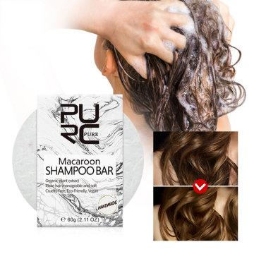 Brand New Almond Coconut Shampoo Soap Oil-control Anti Dandruff Moisturizing Hair Handmade Shampoo Soap