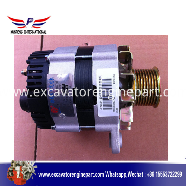 Weichai Engine Parts Alternator 612600090705