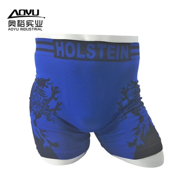 Customized Cotton Seamless Mens Plus Size Underwear
