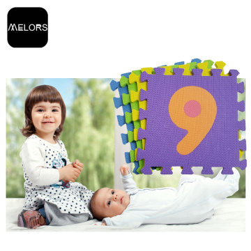 Melors Educational Alphabet Puzzle Jigsaw Mat For Children