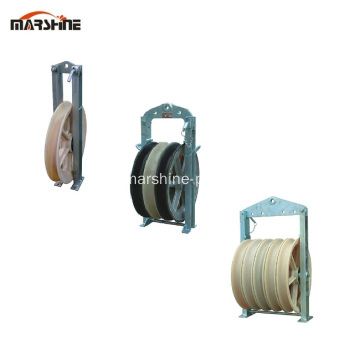 Large Diameter Stringing Pulley Block