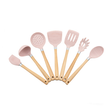 Garwin silicone cooking utensil set
