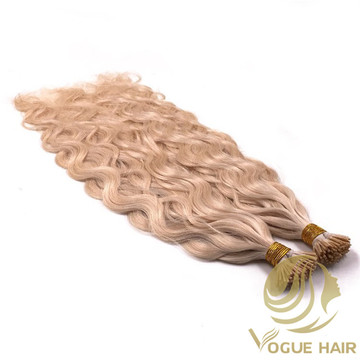 Wholesale Natural wave I tip hair extensions