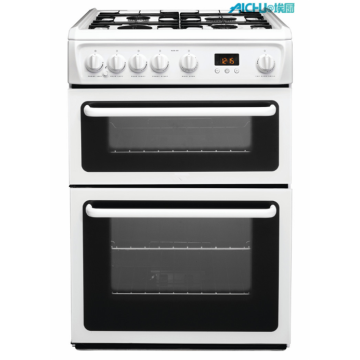 Hotpoint Double Oven Freestanding Cooker