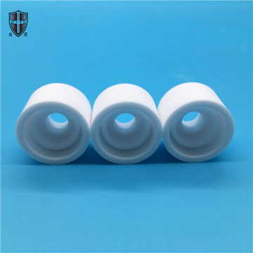 Al2O3 ceramic thread siphunculus barrel lid cap
