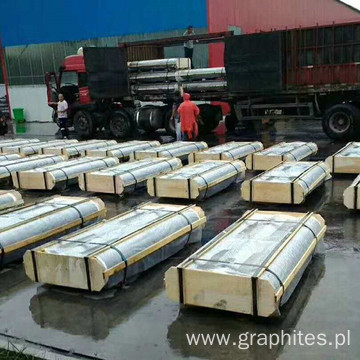 UHP 500 Graphite Electrodes for steel making