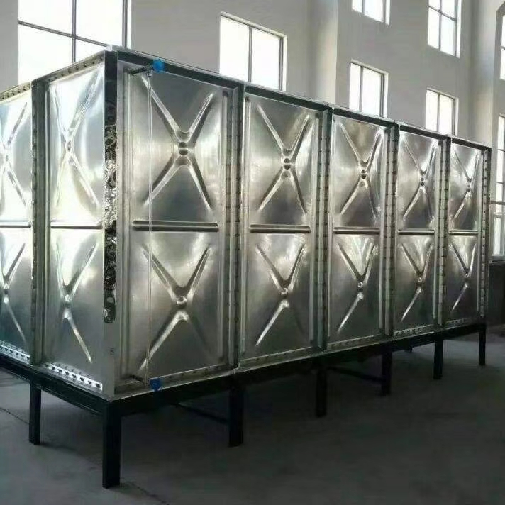 Galvanized Steel Panel Tank For Drinking