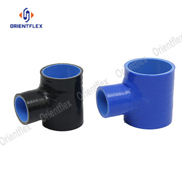 Polyester reinforcement t- shape silicone hoses