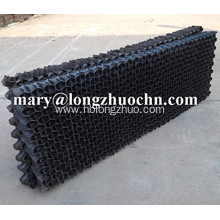 Chemical Cooling Tower PVC Air Inlet Louver Replacement