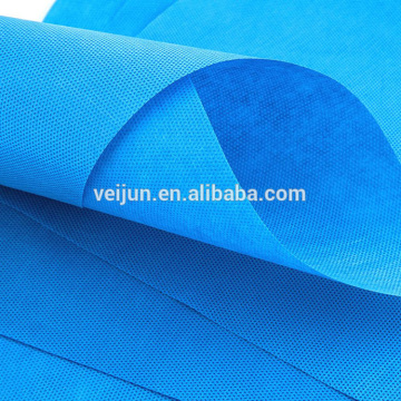 100%pp  spunbond textile non woven fabric manufacturer for disposable Medical face mask