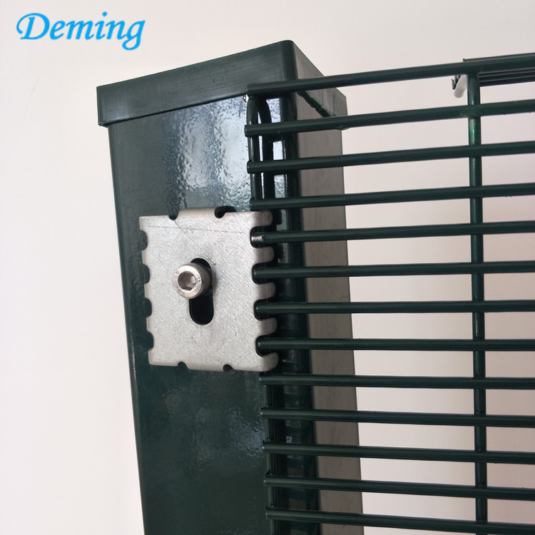 Factory Metal Welded 358 Security Fence for sale