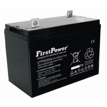 Reserve GEL Battery 6V180AH