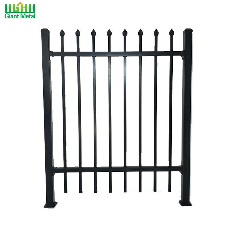 Ornamental Forged Fence Spear Tops Wrought Iron Fence