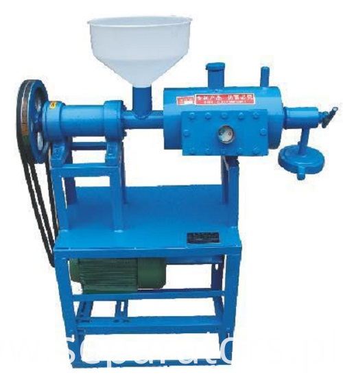SMJ-25 type corn starch self-cooking noodle machine