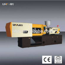 Horizontal double color servo injection molding machine