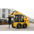 Powerful 763 skid steer loader