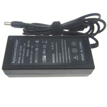 12v 4a power ac adapter with dc 6.3*3.0mm