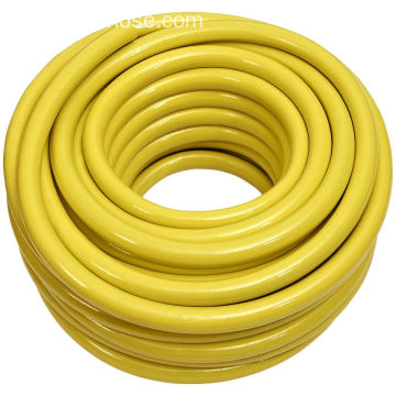 PVC Flexible Reinforced Fiber Braided Garden Hose