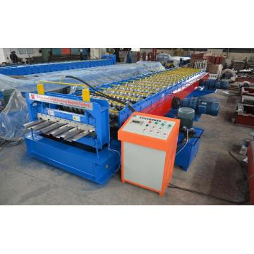 Galvanized Container Roll Forming Machine The Price