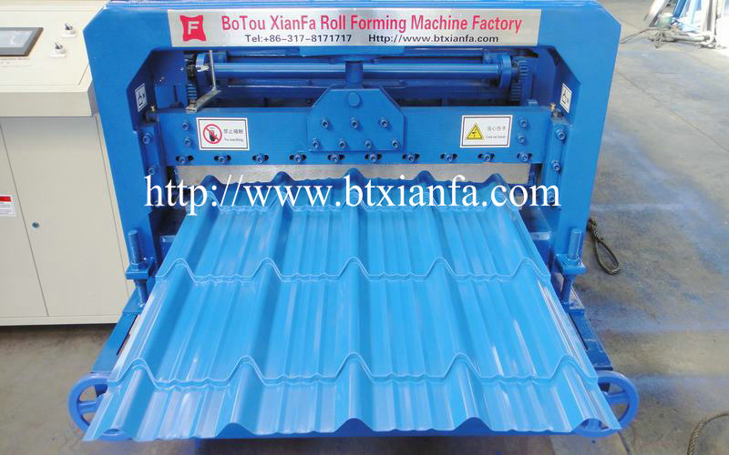 Zinc Moulding Machine
