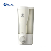 Button type soap dispenser with ABS plastic