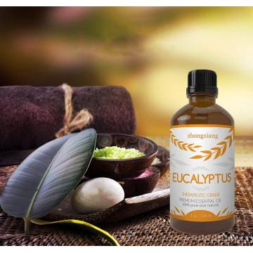 OEM Massage Oil Australian Eucalyptus Essential Oil
