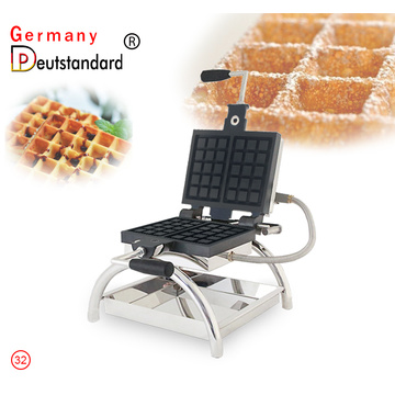 bakery equipment belgain waffle maker with CE for sale