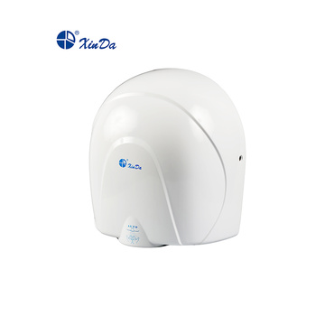 High airflow speed hand dryer