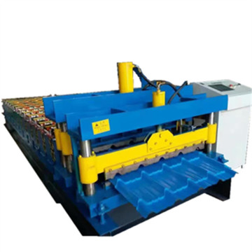 Customized glazed tile sheet machine