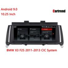 Radio Display per BMW X3 F25 2011-2013