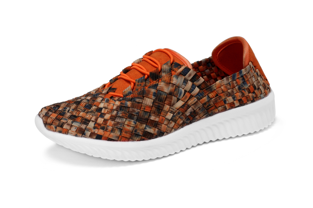 Woven Shoes Sneakers