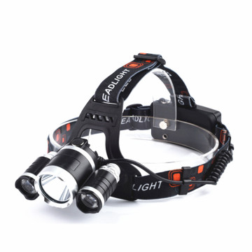 Waterproof Outdoor Ultra Bright Headlight USB Rechargeable