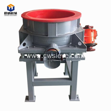 automatic vibrating polishing machine for wheel